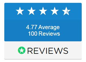 100 reviews