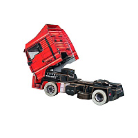 Promotional 3D Puzzle Model Truck