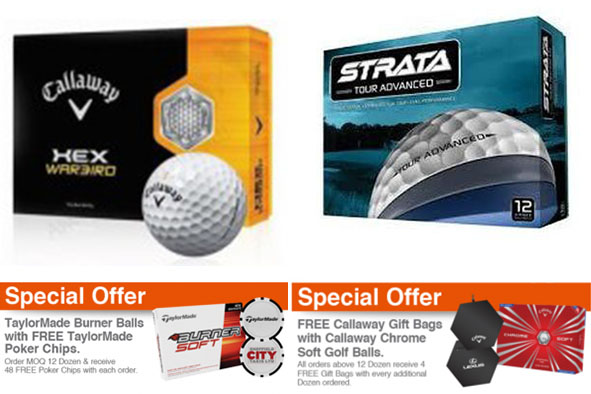 Golf Special Offer
