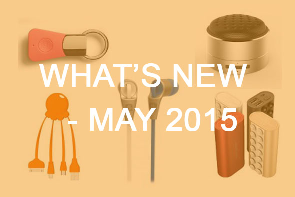 What's New May 2015