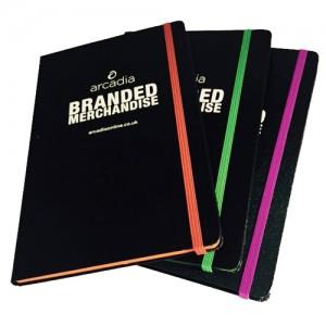 Branded Promotional Notebooks
