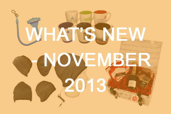 What's New November 2013