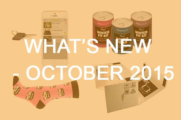 What's New October 2015