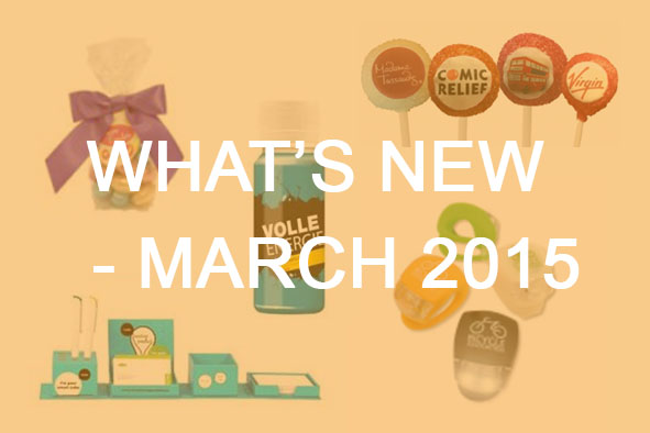 What's New March 2015