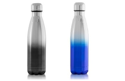 electroplate bottle