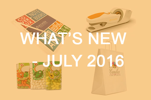 What's New July 2016