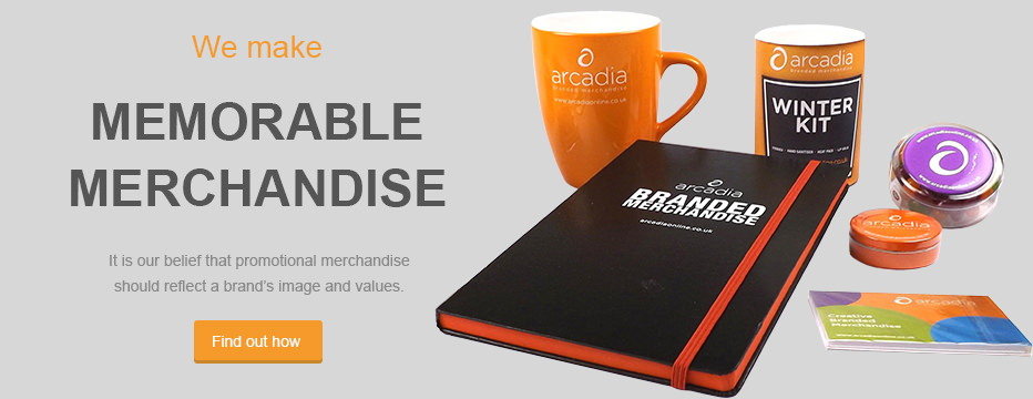 Make Memorable Merchandise