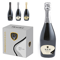 Promotional Memo Drink Prosecco