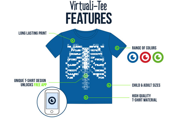 Virtuali-Tee Features