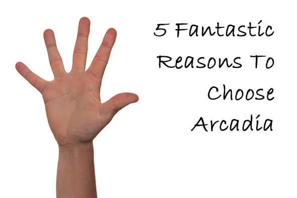 Why Clients Love Arcadia