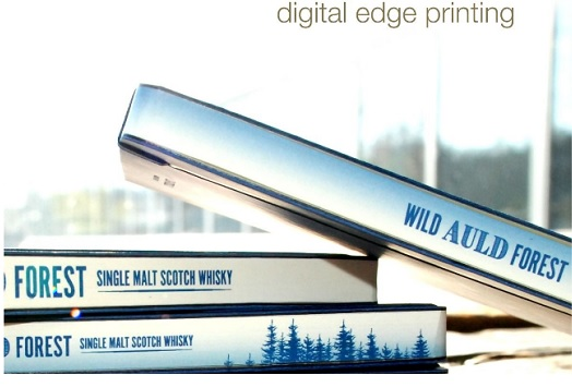 Digital edge branding