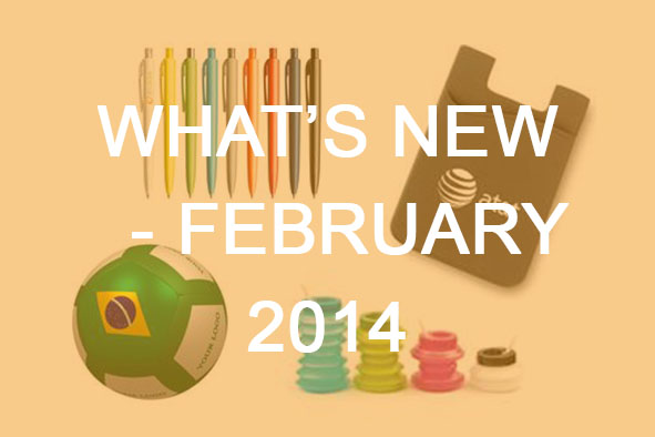 What's New February 2014