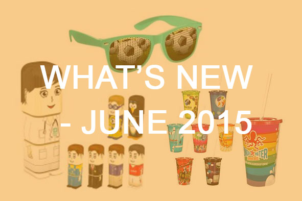 What's New June 2015