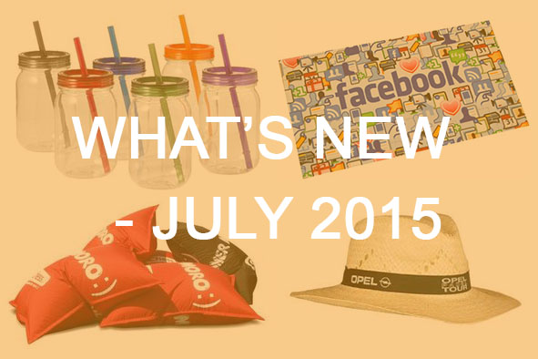 What's New July 2015